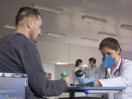 Pacientes com sequelas da covid podem receber tratamento gratuito
