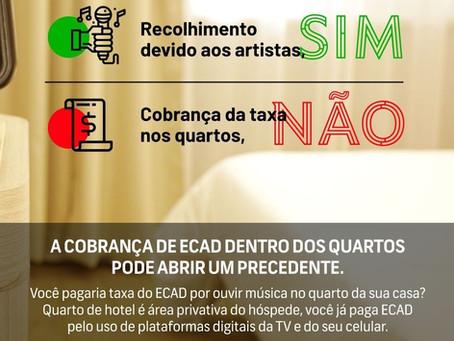 Campos Gerais do Paraná participa da campanha #ecadnoquartonão