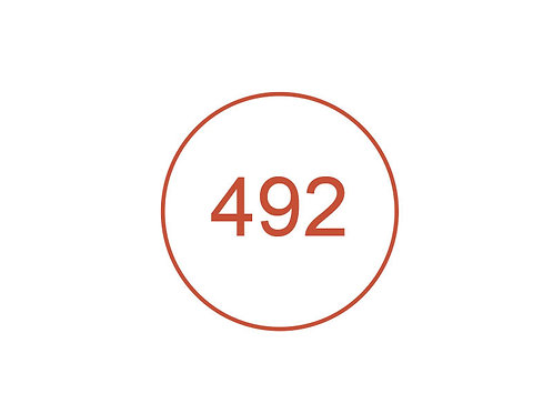 Número 492