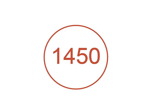 Número 1450
