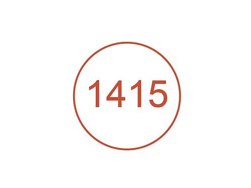 Número 1415