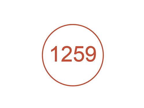 Número 1259