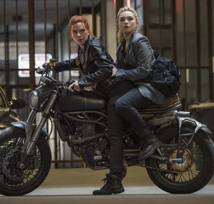 'Viúva Negra' é atração deste final de semana no cinema em PG