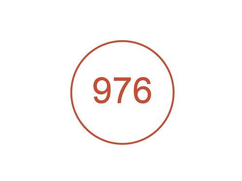 Número 976