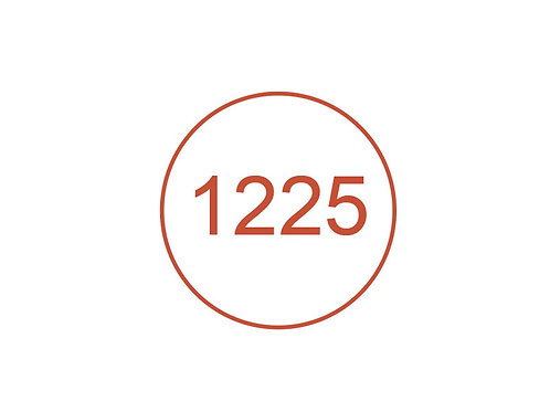 Número 1225