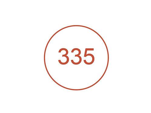 Número 335