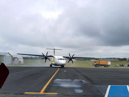 Voepass anuncia retomada dos voos entre PG e Congonhas com tarifas especiais