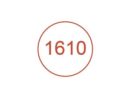 Número 1610