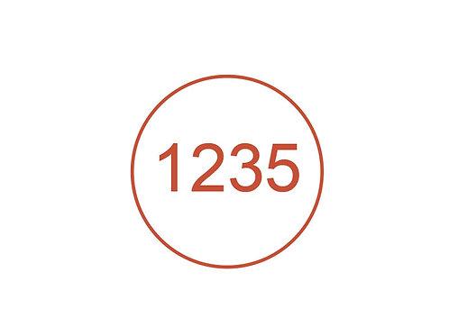 Número 1235