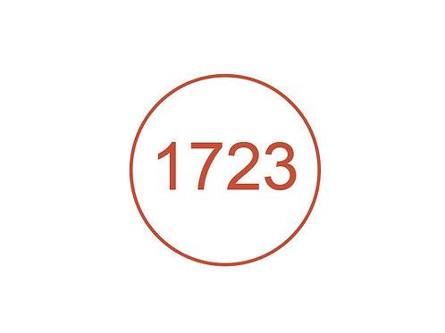 Número 1723