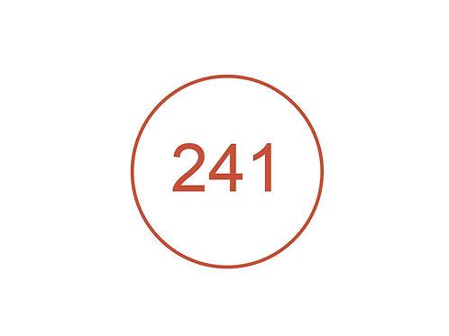 Número 241