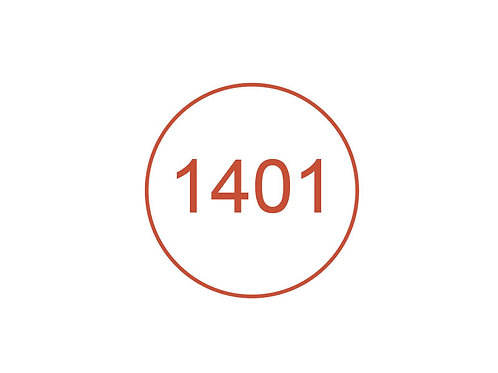 Número 1401