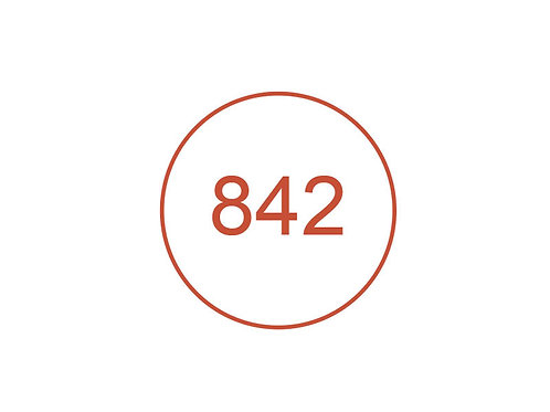 Número 842