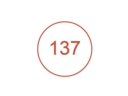 Número 137