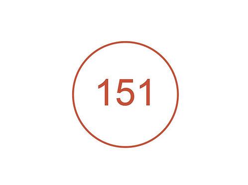 Número 151
