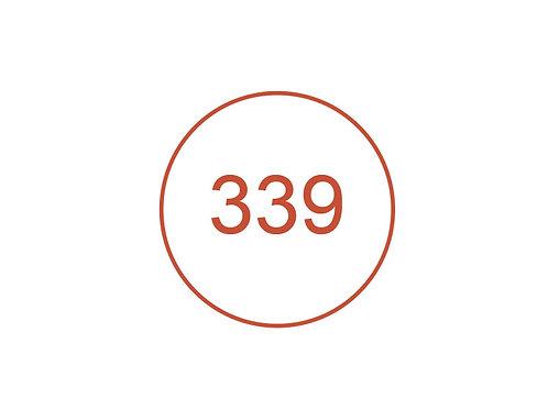 Número 339
