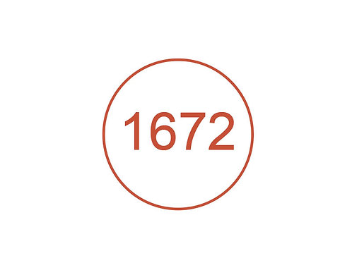 Número 1672