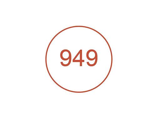 Número 949