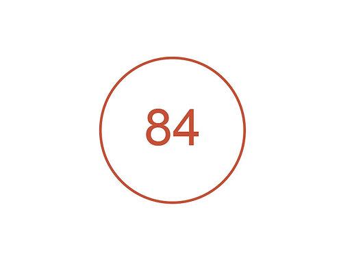 Número 84