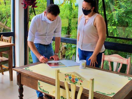 Ponta Grossa Campos Gerais Convention & Visitors Bureau tem novos associados