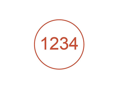 Número 1234
