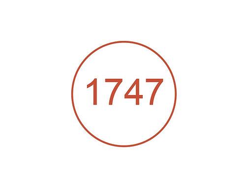 Número 1747