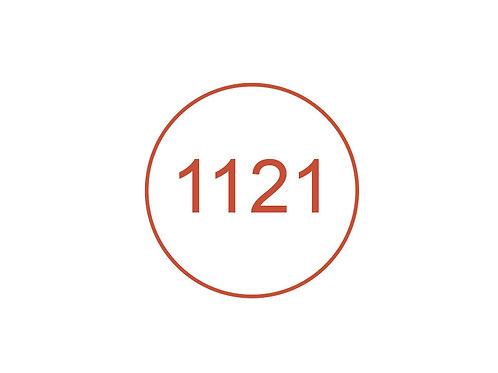 Número 1121