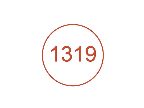 Número 1319
