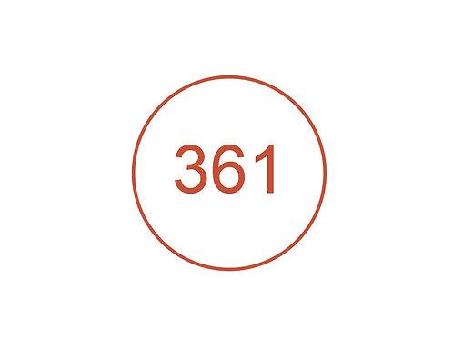 Número 361
