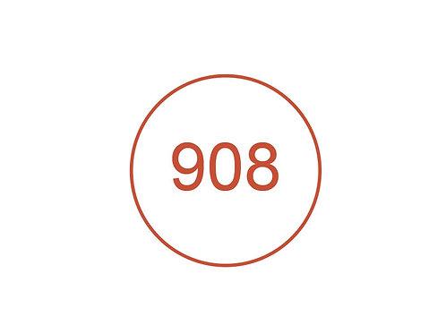 Número 908