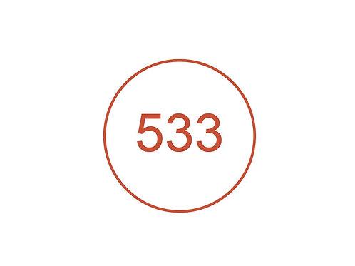 Número 533