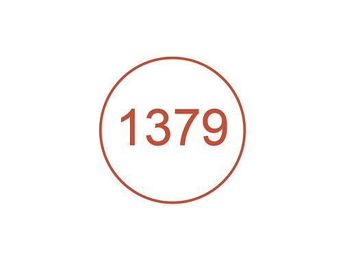 Número 1379