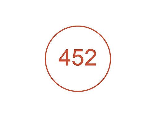 Número 452