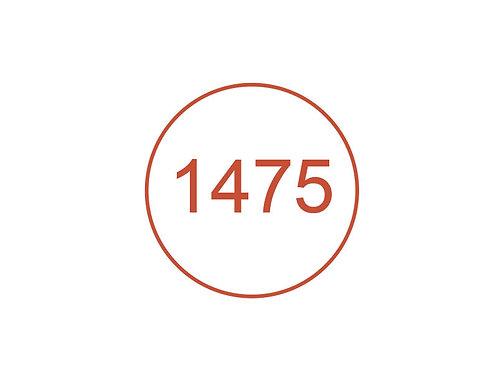 Número 1475