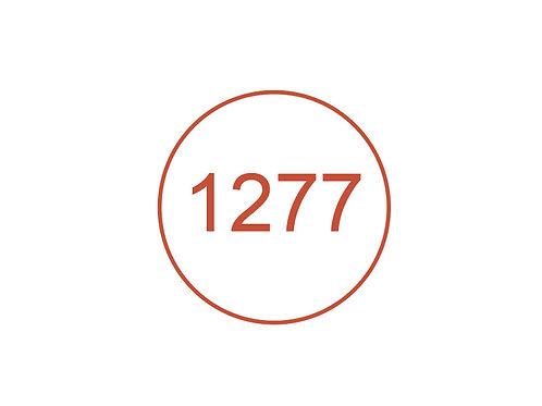 Número 1277
