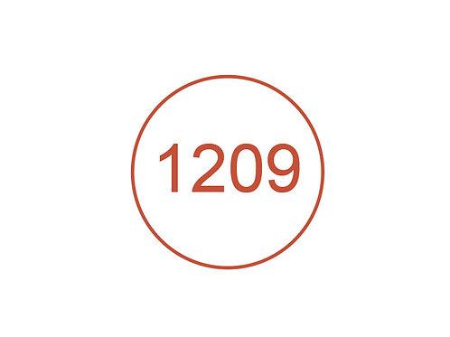 Número 1209