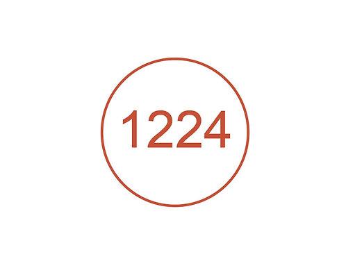 Número 1224