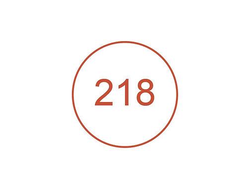 Número 218
