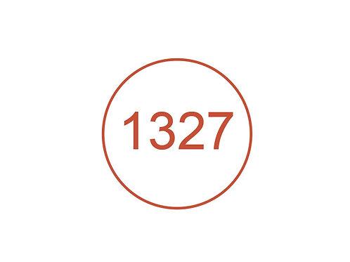 Número 1327