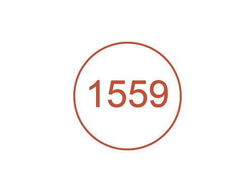 Número 1559