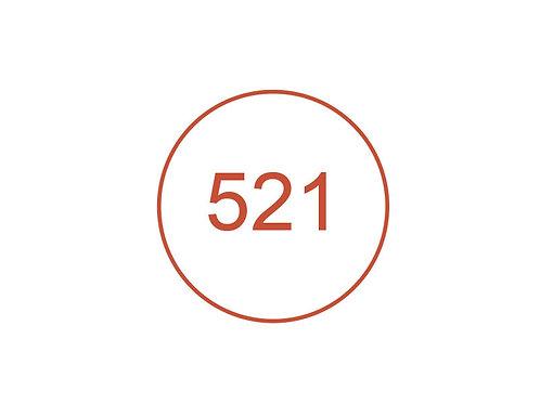 Número 521