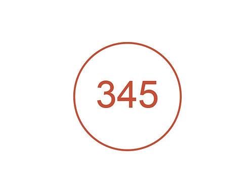 Número 345