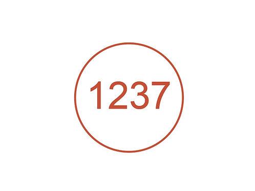 Número 1237