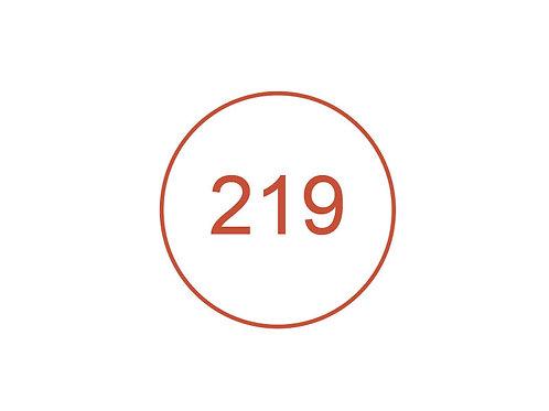 Número 219
