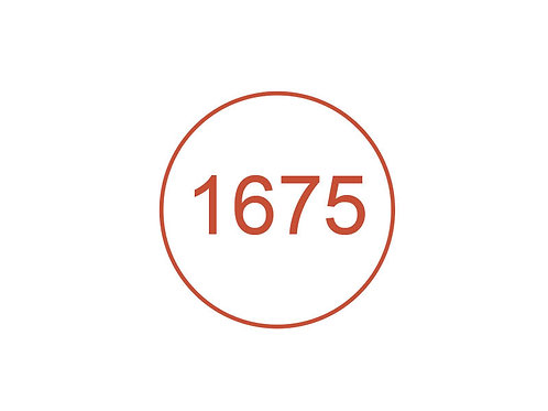 Número 1675