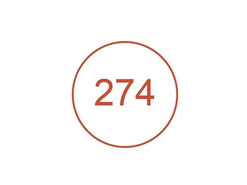 Número 274
