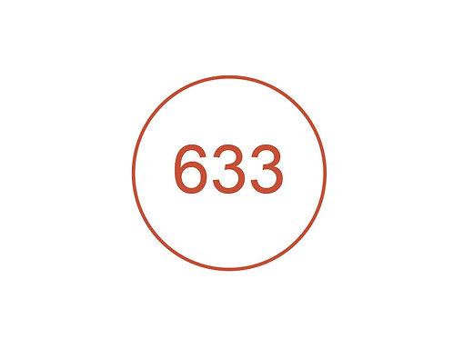 Número 633