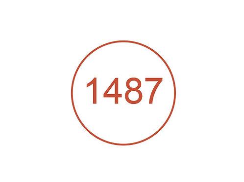 Número 1487