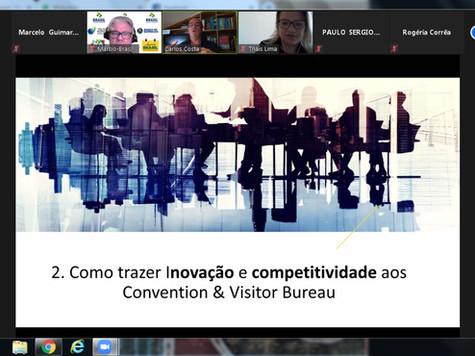 Ponta Grossa Convention participa do Congresso Brasileiro de CVBx
