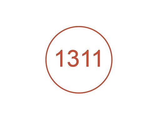Número 1311